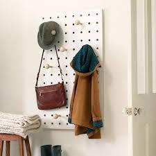 wooden peg board coat rack wooden pegs coat racks and wooden