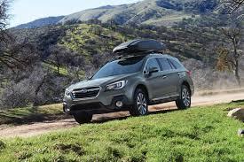 subaru suv outback 2018 subaru outback gets a mild refresh for the new york auto show