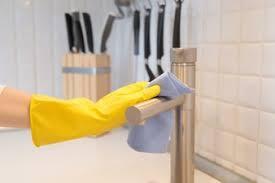 nettoyage cuisine spray nettoyage vecteurs et photos gratuites
