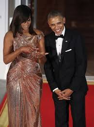 obama dresses all of obama s beautiful state dinner dresses ranked