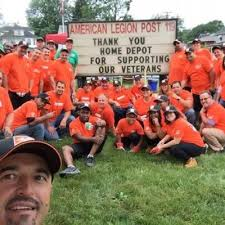 is home depot honoring veterans discount with black friday sales the home depot the home depot foundation team depot community