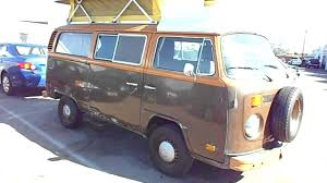 volkswagen vanagon 79 1979 vw riviera camper bus for sale youtube