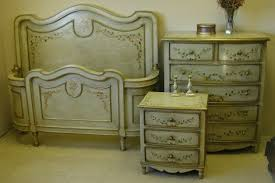 White French Bedroom Furniture Sets by Renaissance Architectural Renaissance Hand Painted Beds