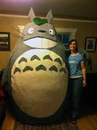 Totoro Halloween Costume Iron Totoro Ghibli