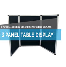 Creation Station Desk 3 Panel Table Top Display Creation Station Printing Printing