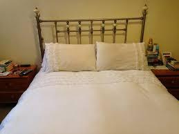 lifestyle dunelm mill white rosalie duvet cover set lilla loves
