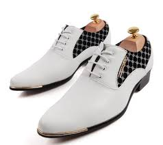 wedding shoes for groom 2016 designer new white groom wedding shoes shoes men s casual
