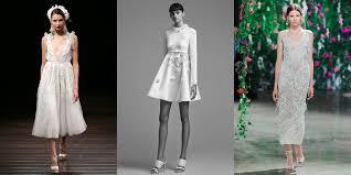 designer bridal dresses 15 wedding dresses for summer 13 designer and midi