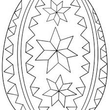 pysanky egg coloring page coloring pages ukrainian easter eggs best of ornate easter egg