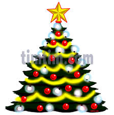 free drawing of christmas tree from the category christmas