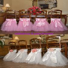 tutu chair covers new arrive bowknot tutu chair skirt party chair covers baby