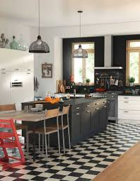 hauteur credence cuisine stunning credence ilot central pictures design trends 2017