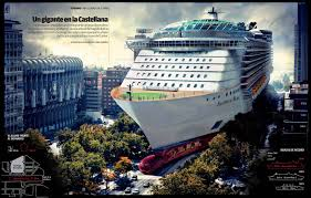 Largest Cruise Ship Wonders Of World Top 5 Largest Cruise Ships By Class In 2016 Youtube