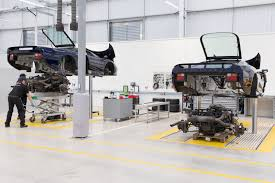 jaguar land rover dealership time travel agents jaguar land rover u0027s new classic works hq by