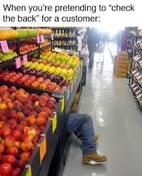 32 memes that will make supermarket workers laugh then cry