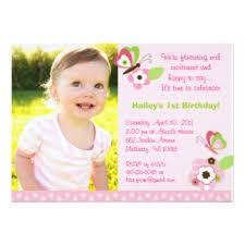 butterfly birthday invitations u0026 announcements zazzle com au