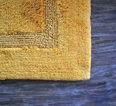 Cotton Reversible Bathroom Rug Reversible Bath Rug Jeux De Decoration