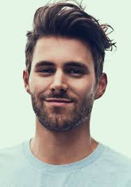 best men hairstyles with beard hairstyle picture magz