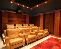Home Theatre Designs fine Home Theater Wall Fabric Ideas
