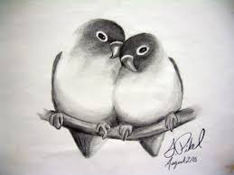 love birds by pikels2 on deviantart