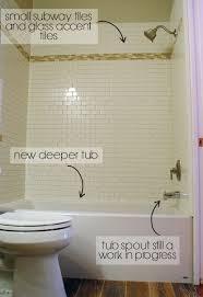 fabulously vintage diy master bathroom remodel update