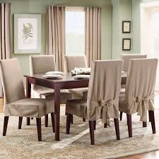 Dining Room Chair Leg Protectors Extraordinary Dining Room Chair Covers White Pipe Fold Dining Room