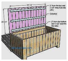 Woodworking Plans Bench Seat Storage Benches And Nightstands Beautiful Outdoor Storage Benches