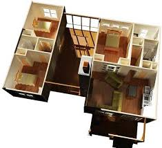 house plans 3 bedroom 3 bedroom trot house plan 92318mx architectural designs