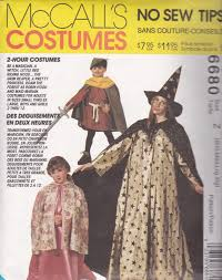 Halloween Costumes Petite Sizes Mccalls 6680 Halloween Costumes Magician Wizard Witch Princess