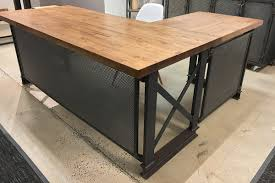 Office Desk Furniture Iron Age Office All Products