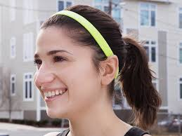 athletic headbands no slip wide headband by sparkly soul the grommet