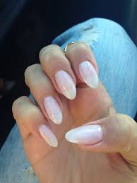 the 25 best natural almond nails ideas on pinterest almond