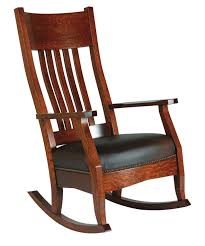 Indoor Wooden Rocking Chair Rocking Chairs Rochester Ny Jack Greco Custom Furniture