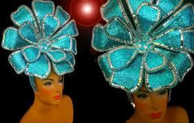 mardi gras glitter diva headdress mardi gras headdress samba