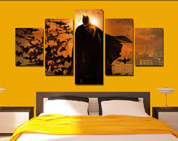 Batman room decor