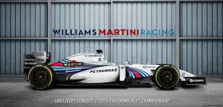 martini livery williams martini racing in 2015 concepts chris creamer u0027s