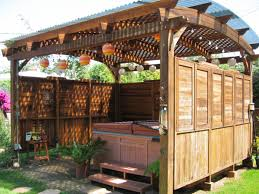arched pergola custom kit duchess outlet