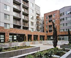 Apartment Courtyard Seattle Djc Com Local Business News And Data Real Estate New