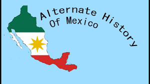 Mexico 1821 Map by Alternate History Of Mexico 1821 2016 Youtube