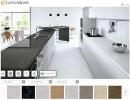 caesarstone launches new online visualiser app mcgowan homes