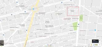 Map Mexico City by A Secret Neighborhood In The Heart Of Mexico City La Romita