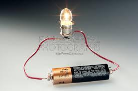 Electricity Light Battery Circuit Science Fundamental Photographs