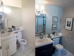 Bathroom Make Overs Small Bathroom Makeovers Before And After Creative Home Designer