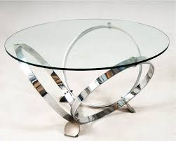 chrome glass end tables glass coffee tables for more joyful excitements naindien