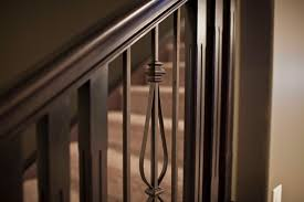 How To Install Stair Banister Gorgeous Stair Railing Designs In Staircase Traditional With Next