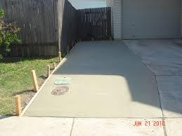 Driveway Repaving Cost Estimate by Decoration Concrete Driveway Costs Adorable A Estimate