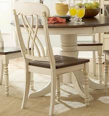 cherry dining room sets for sale homelegance ohana 5 piece rectangular dining room set in white
