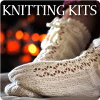 knitting kits from the knitting company wool yarn