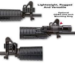Slic Thing Sling Tactical Gun Weapon Flashlight Combo Mount For