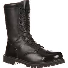 casual motorcycle boots rocky duty boots men u0027s side zipper paratrooper boots